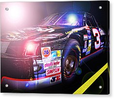 The Need For Speed 3 Acrylic Print by Kenneth Krolikowski