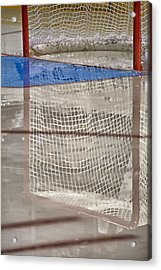 The Net Reflection Acrylic Print