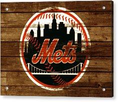 The New York Mets 3h Acrylic Print