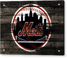 The New York Mets 3j Acrylic Print
