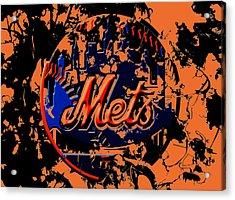 The New York Mets 6b Acrylic Print