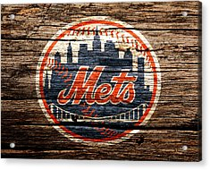 The New York Mets 6d Acrylic Print