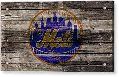 The New York Mets W1 Acrylic Print