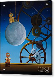The Night Shift Acrylic Print
