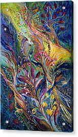 The Night Wind ...you Can Purchase The Original On Www.elenakotliarker.com Acrylic Print