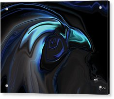 The Nighthawk Acrylic Print