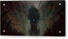 The Nightmare Factory Acrylic Print by Philip Straub