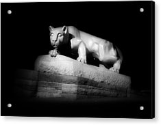The Nittany Lion Of P S U Acrylic Print