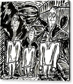 The Nod Trio Circa 1967 Acrylic Print