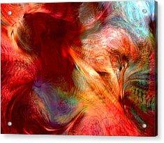 The Norsemen Acrylic Print