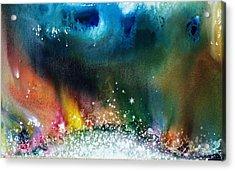 The Northern Lights Of Andromeda Acrylic Print by Lee Pantas