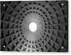 The Oculus Acrylic Print by Fabrizio Troiani