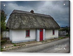 The Old Country Cottage Acrylic Print