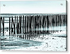 The Old Docks Acrylic Print