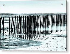 The Old Docks Acrylic Print