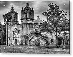 The Old Mission Acrylic Print