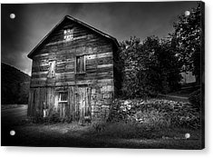 Acrylic Print featuring the photograph The Old Place by Marvin Spates