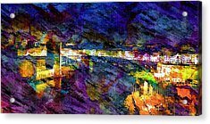 The Old Port Marseille 1 Acrylic Print