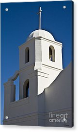 The Old Scottsdale Mission Acrylic Print