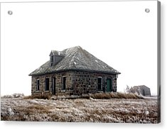 The Old Stone House Acrylic Print