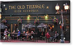The Old Triangle Alehouse Acrylic Print