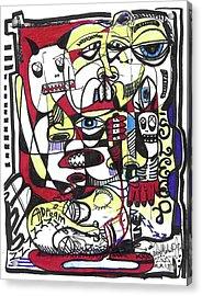 The Operation Acrylic Print by Robert Wolverton Jr