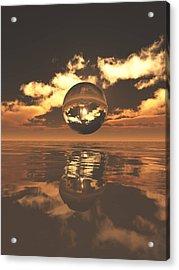 The Orb Acrylic Print