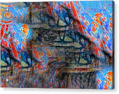 The Origins Of The Nabu  Acrylic Print
