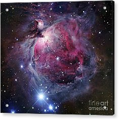 The Orion Nebula Acrylic Print
