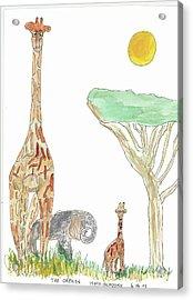 The Orphan Acrylic Print