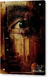 The Overseer Acrylic Print