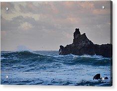The Pacific Ocean Acrylic Print