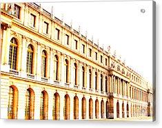 The Palace Acrylic Print by Amanda Barcon