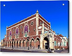 The Paramount Theater In Asbury Park Acrylic Print