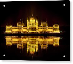 The Parliament House Acrylic Print