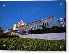 Acrylic Print featuring the photograph The Parliament by Ng Hock How