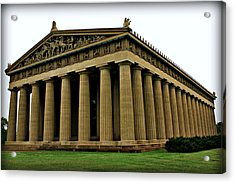 The Parthenon 2 Acrylic Print