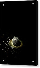 The Party Lives On Acrylic Print by Angela Comperry