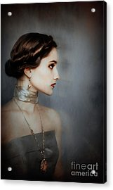 The Passing Of An Age Acrylic Print by Spokenin RED