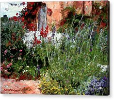 The Passion Of Summer Acrylic Print by RC DeWinter
