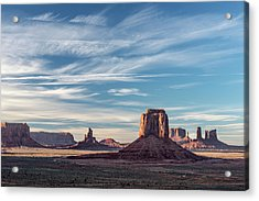 Acrylic Print featuring the photograph The Past by Jon Glaser