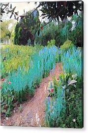 The Path Less Traveled Acrylic Print