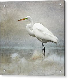 The Peace Of Wild Things Acrylic Print