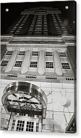 The Peachtree Acrylic Print