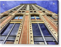 The Pensacola Skyscraper Acrylic Print by JC Findley