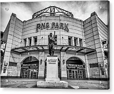 The Peoples Gate - Pnc Park #3 Acrylic Print