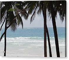 The Perfect Beach Acrylic Print