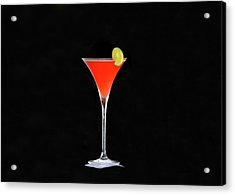 Acrylic Print featuring the photograph The Perfect Drink by David Lee Thompson