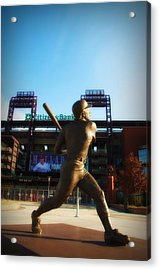 The Phillies - Mike Schmidt Acrylic Print