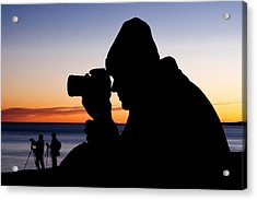 The Photographer Acrylic Print